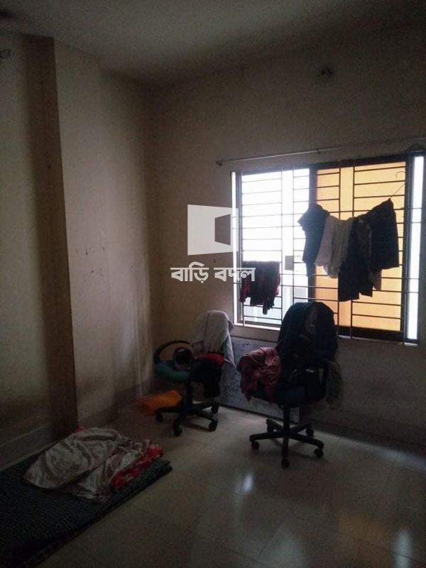 Flat rent in Dhaka বনশ্রী, বনশ্রী এইচ (H) ব্লকে