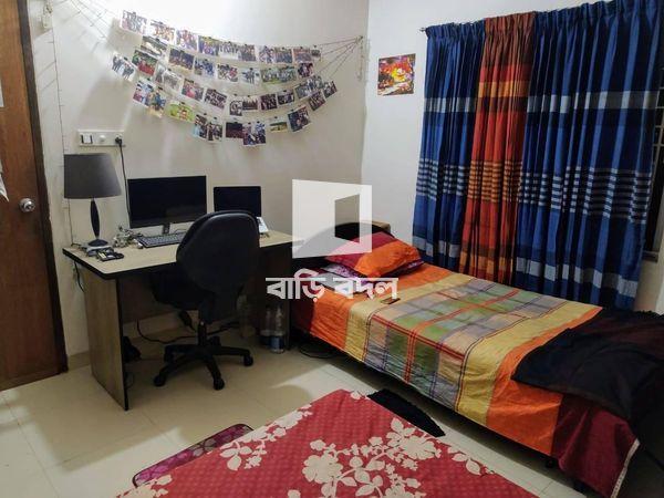 Flat rent in Dhaka বসুন্ধরা আবাসিক এলাকা, বসুন্ধরা আবাসিক এলাকা সংলগ্ন ঢালীবাড়ি রোড, মেট্রো কিচেনের গলিতে