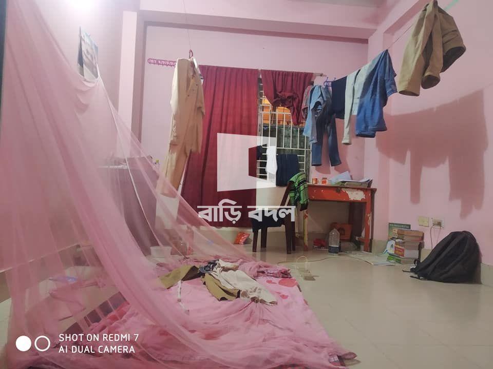 Flat rent in Dhaka বনশ্রী, South Banasree, Block: K, Road: 13, Dhaka- 1219.