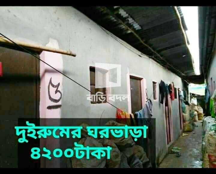 Flat rent in Chattogram চট্রগ্রাম সদর, ২নং গেট, তুলাতুলী রেলগেট।