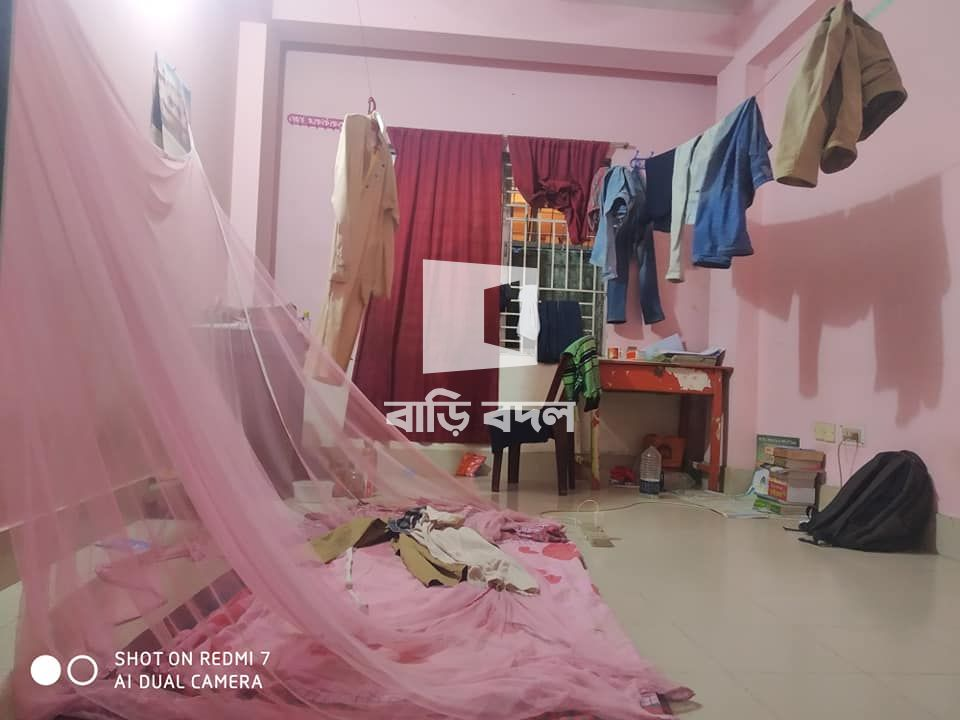Flat rent in Dhaka বনশ্রী, South Banasree, Block: K, Road: 13, Dhaka- 1219.