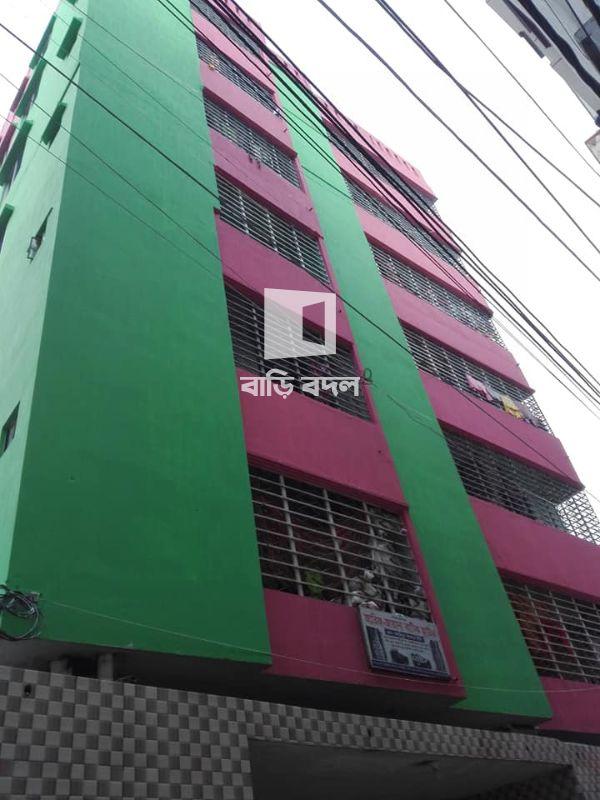 Flat rent in Dhaka খিলক্ষেত, Khilkhet namapara panir pamp, tin Rasta r mor. Khilkhet bus stop theke auto rickshaw te 5 to 7 min.