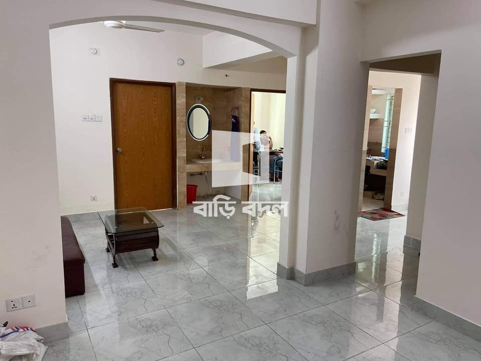 Flat rent in Dhaka বনানী,  Level# 6, Road# 2, Banani Housing Society, Dhaka - 1213.