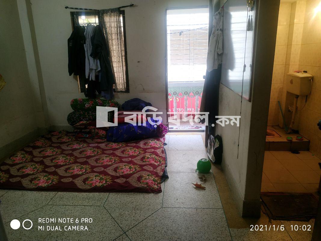 Sublet rent in Dhaka বাড্ডা, উত্তর বাড্ডা রহমত উল্লাহ গার্মেন্ট সাথে গলি