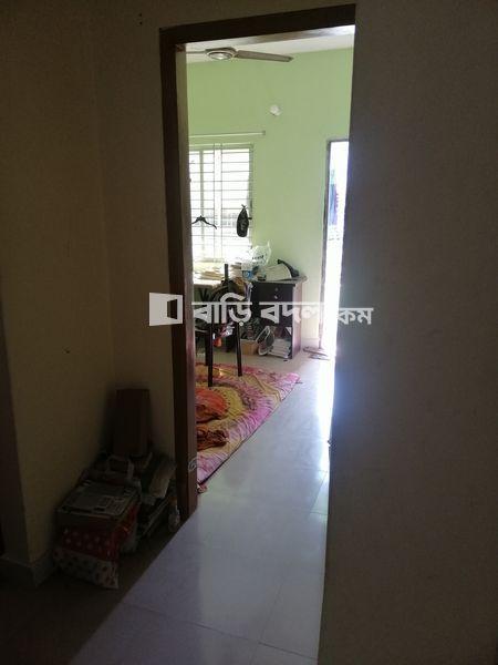 Flat rent in Chattogram চট্রগ্রাম সদর, গরিবুল্লাহ শাহ হাউজিং সোসাইটি(জিইসি)