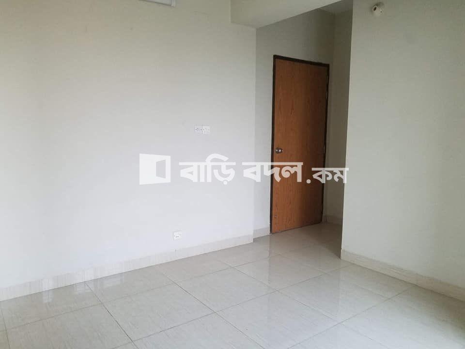Flat rent in Dhaka বারিধারা, এল কে সানরাইজ,১১৪০ নুরেরচালা,নতুন বাজার বাশতলা (বারিধারা)