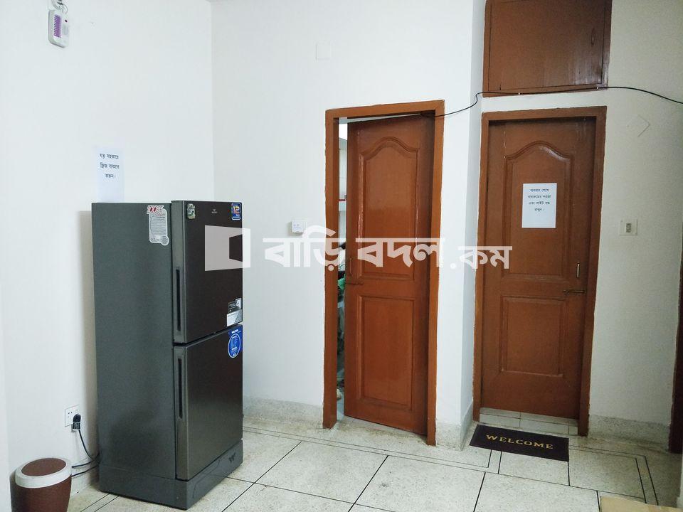Flat rent in Dhaka বনশ্রী, Banasree, Block - B, Road No - 5.