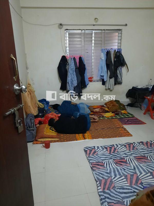 Flat rent in Dhaka মিরপুর ১০, মিরপুর  ১০ শেওড়াপাড়া, ৯৪১ নং বাসা