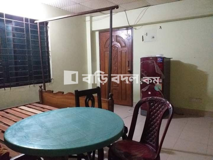 Sublet rent in Dhaka বসুন্ধরা আবাসিক এলাকা, বসুন্ধরা আবাসিক এলাকার পাশেই,  নর্দা (শহিদ হারেজ সড়ক)
