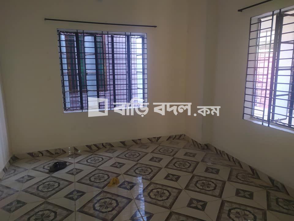 Flat rent in Chattogram চট্রগ্রাম সদর, হালিশহর বসুন্ধরা আবাসিকে ৭নং রোডের(মেয়র রোড) পুলিশ বিল্ডিং এর পাশে