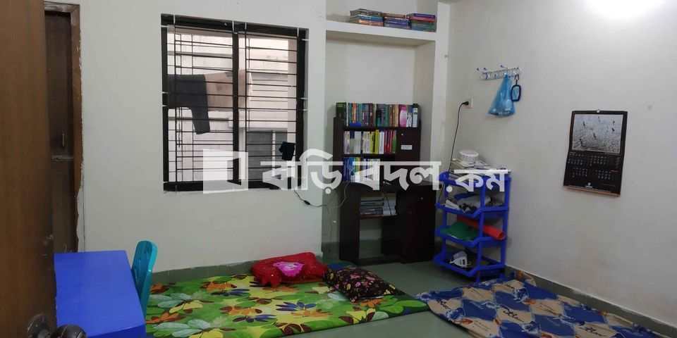 Flat rent in Dhaka উত্তরা, #sector-9,#Road-7/A,#House-10