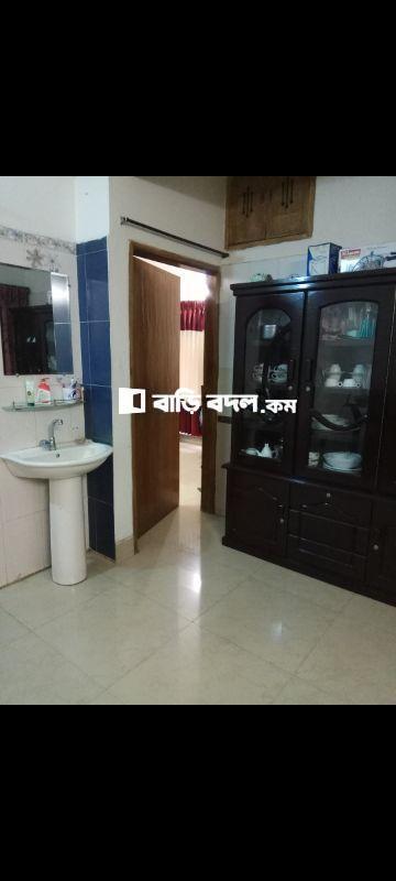 Flat rent in Dhaka উত্তরা, H-54, R-6/B, Sector-12, Uttara, Dhaka