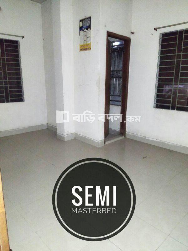 Flat rent in Dhaka বনশ্রী, বনশ্রী এইচ ব্লকে