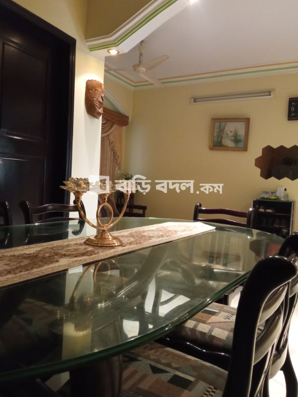 Flat rent in Dhaka বনানী, House 11A, Road 4, Banani Old DOHS