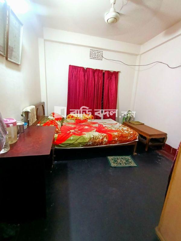 Sublet rent in Dhaka যাত্রাবাড়ি, উত্তর যাত্রাবাড়ী সূর্য কমল রোড 72/ 4 c জোবেদা ভিলা
