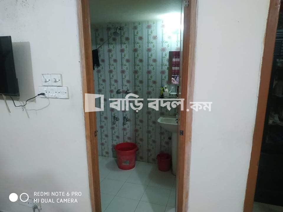 Sublet rent in Dhaka গুলশান, ka-61/4, kalachadpur, gulshan-2.
