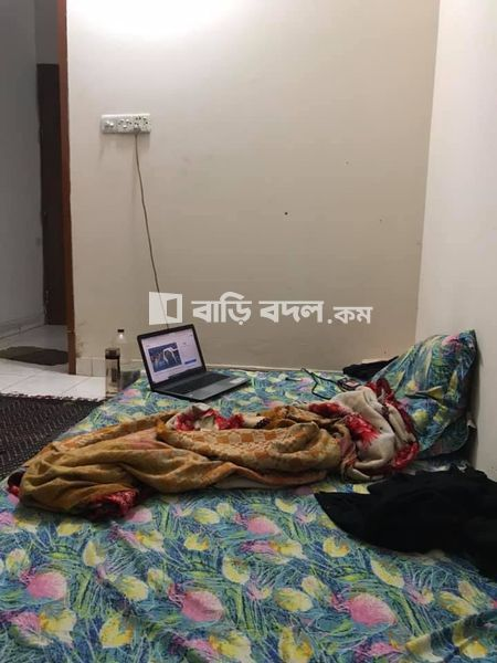 Flat rent in Dhaka নিকুঞ্জ, Nikunja-2,,R-19,,H-25..4th floor..