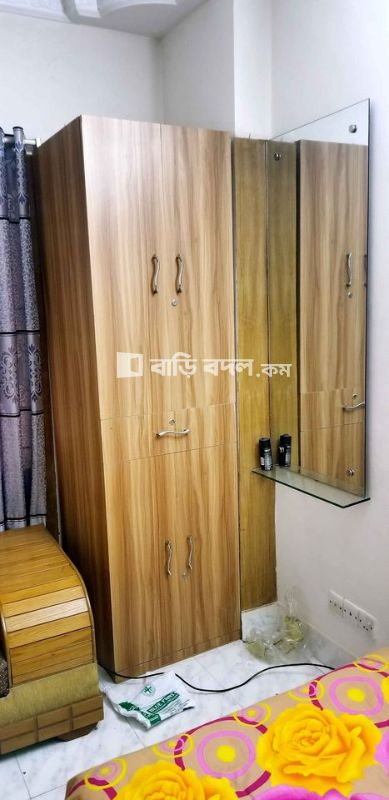 Flat rent in Dhaka উত্তরা, sector:-10, Road -8/A,house-1, Uttara