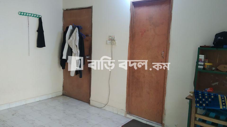 ফ্ল্যাট ভাড়া:  H-18B,Road-5A,Block-C, Bashundhara R/A | ১  টি বেড রুম | বসুন্ধরা আবাসিক এলাকা | Baribodol.com