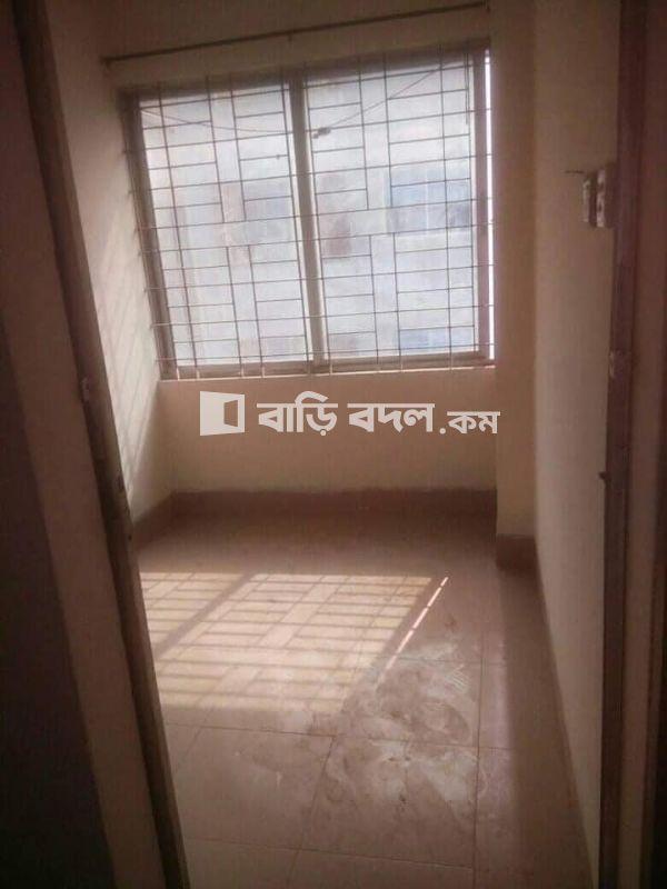 ফ্ল্যাট ভাড়া: House:30,Road:14,Sector: 11,Uttara | ১  টি বেড রুম | উত্তরা | Baribodol.com