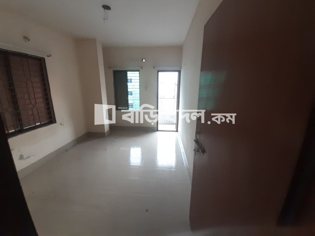 Flat rent in Dhaka বনশ্রী, Banasree B block Road 2 House 29