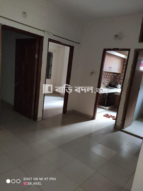 Flat rent in Dhaka শংকর, সংকর_জাফরাবাদ হোসেন সাহেব গলি সংলগ্ন