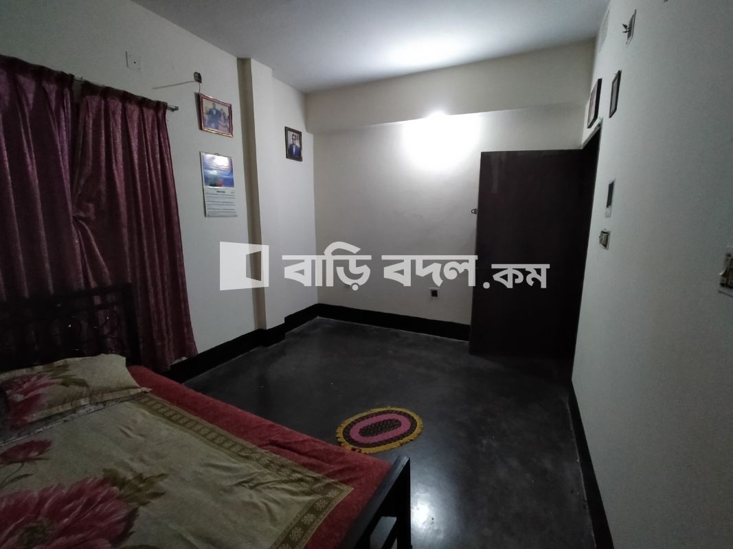 Sublet rent in জি.পি.গ-১৬৮, মহাখালী স্কুল রোড ওয়ারলেসগেইট   1  bed(s)   Mohakhali   Baribodol.com, Best property rental platform in Bangladesh