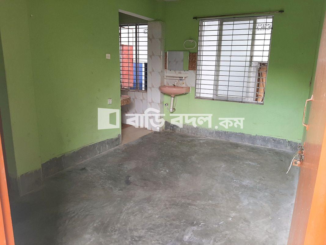 Flat rent in Khulna খুলনা সদর,  টুটপাড়া মেইন রোড,(দিলখুলা মোড় এর আগে), খুলনা।