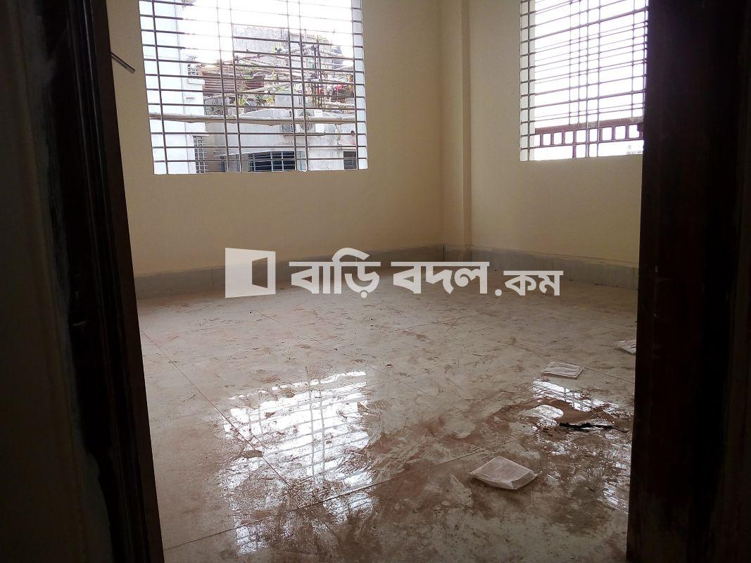 Flat rent in Dhaka বাড্ডা, সাতারকুল, ইউনিয়ন পরিষদের পাশে,বাড্ডা,ঢাকা ১২১২