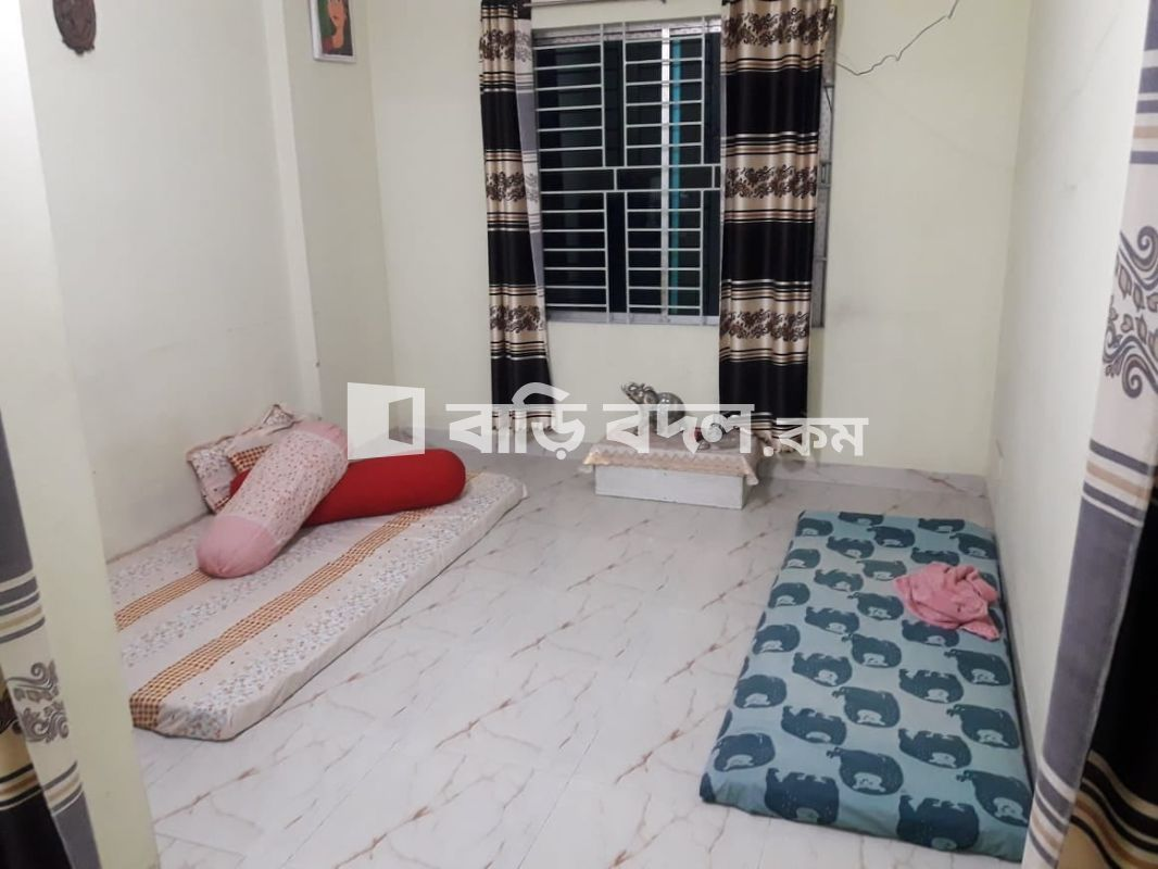 Flat rent in Dhaka রামপুরা, ব্লক-এফ, রোড নং-০৩, বনশ্রী, রামপুরা।