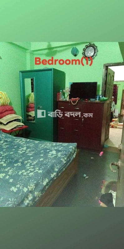 Flat rent in Dhaka মিরপুর ১০, মিরপুর ১০, আল-হেলাল হাসপাতালের উল্টাপাশে  বাবা হুজুর মসজিদের উত্তর দিকে