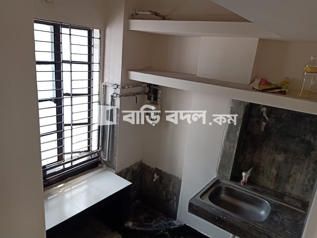 Flat rent in Dhaka মিরপুর, 499,south monipur, mirpur,Dhaka-1216