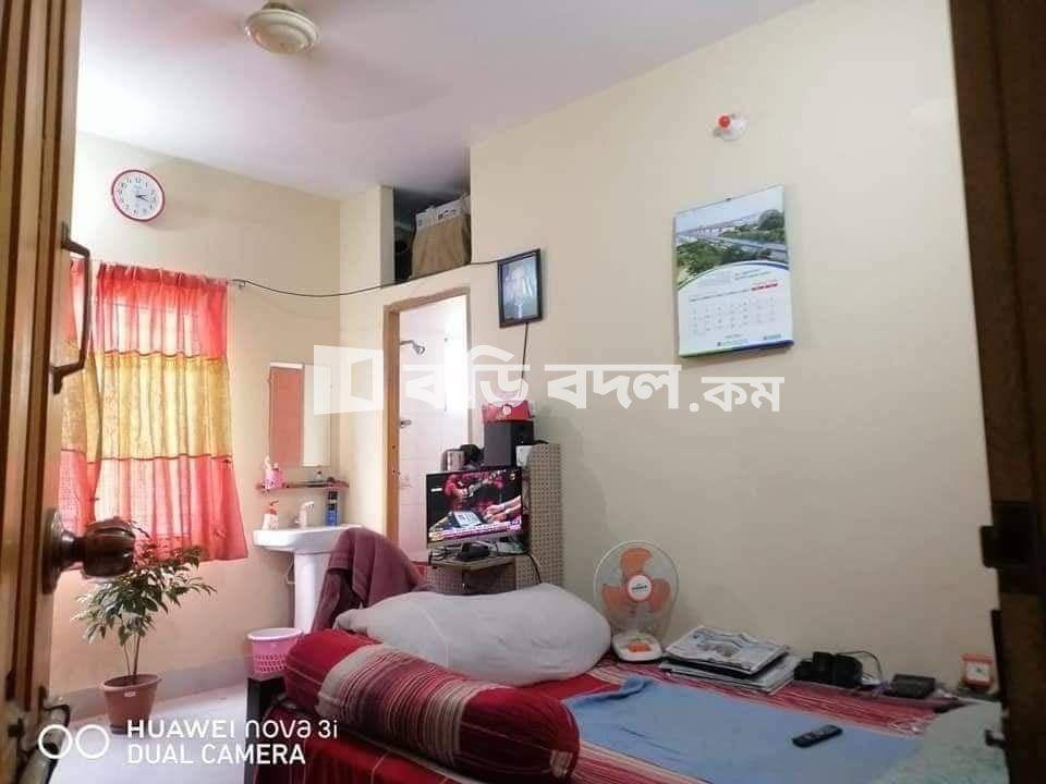 Flat rent in Dhaka ধানমন্ডি, উত্তর ধানমন্ডি,লাল ফকির মাজার গলি, কলাবাগান,, ঢাকা-১২০৫। (পান্থপথ সমরিতা হসপিটাল থেকে হেটে তিন মিনিটের দূরত্ব)