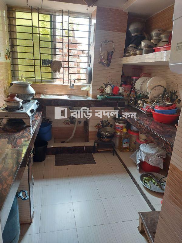 Flat rent in Dhaka খিলক্ষেত, জামতলা, টানপাড়া, খিলক্ষেত।