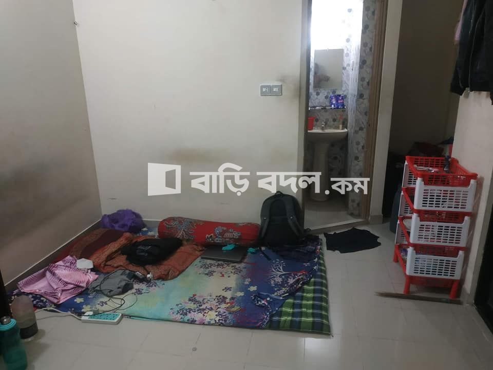 Flat rent in Dhaka নিকুঞ্জ, House 34, Road 08, Nikunja-2.