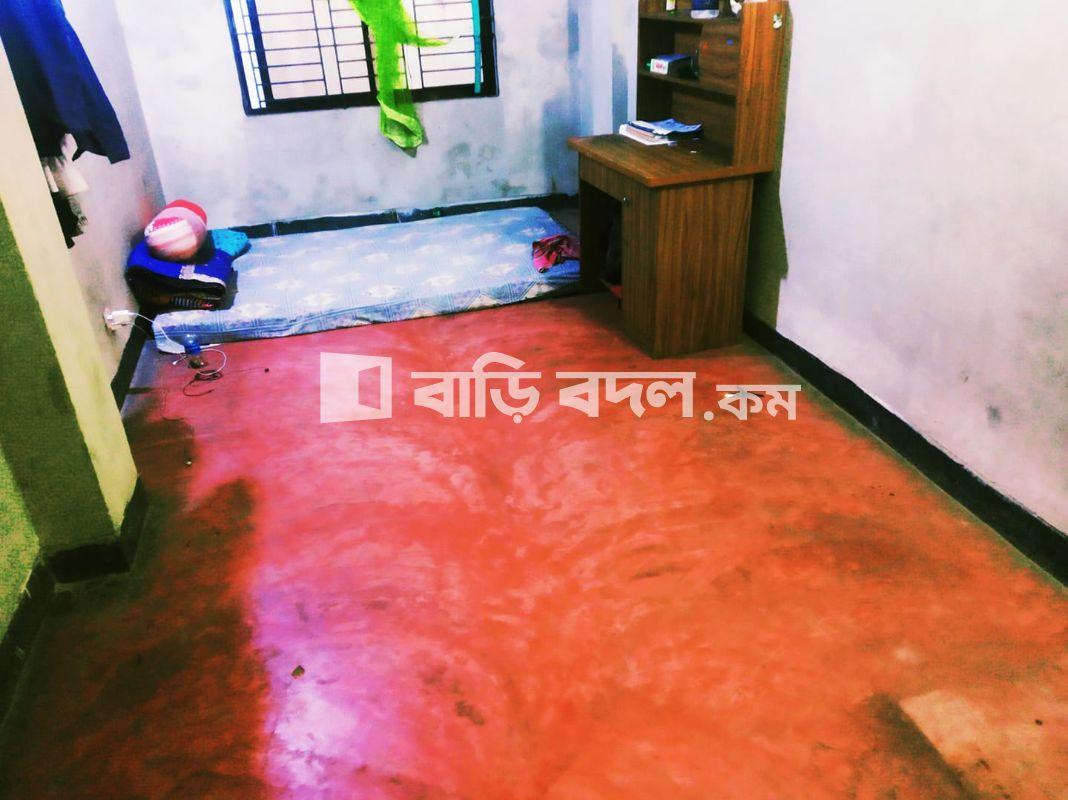 Flat rent in Dhaka নিকুঞ্জ, Road number : 04,  House number : 17  Nikunja : 2