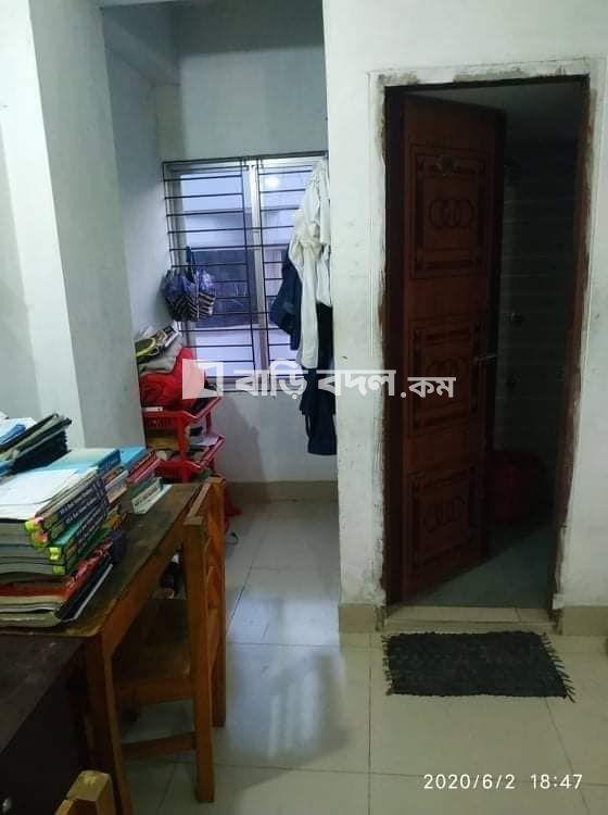 Flat rent in Dhaka নিকুঞ্জ, Nikunja 2 Road number 16  House number 19