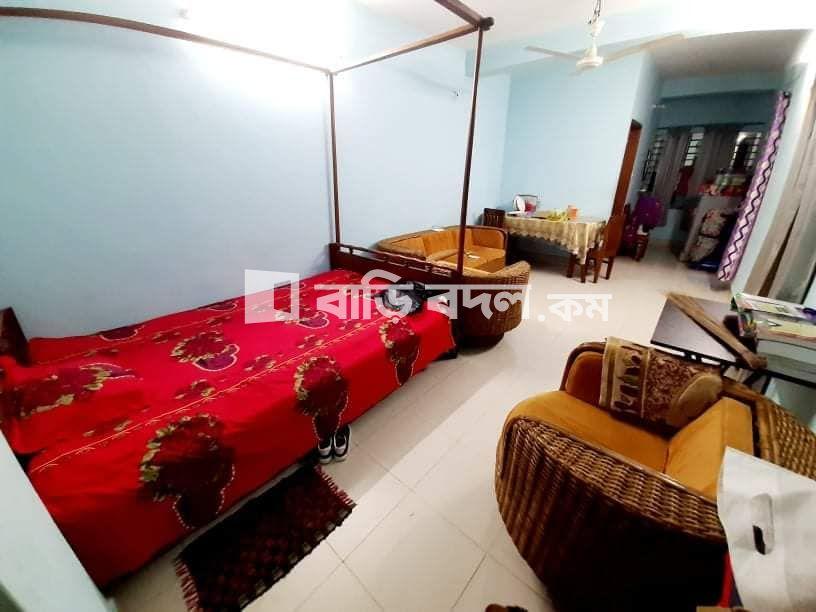 Sublet rent in ২০০ নং গলি , গ্রিনরোড ।  | 1  bed(s) | Green Road | Baribodol.com, Best property rental platform in Bangladesh