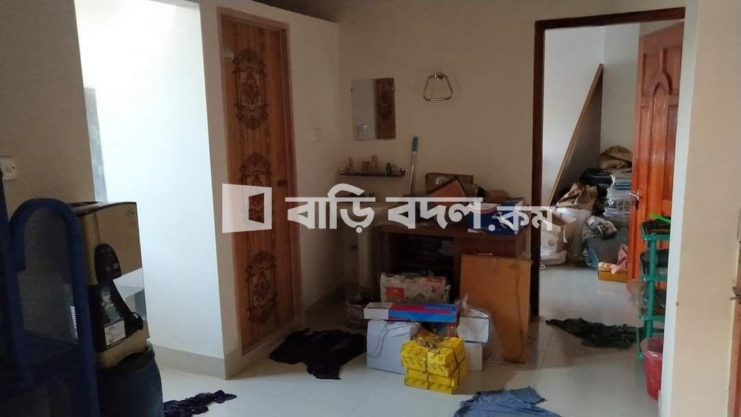 Flat rent in chandrima 1 no gate, Dhaka uddan housing, mohammadpur beribadh. | 2  bed(s) | Mohammadpur | Baribodol.com, Best property rental platform in Bangladesh