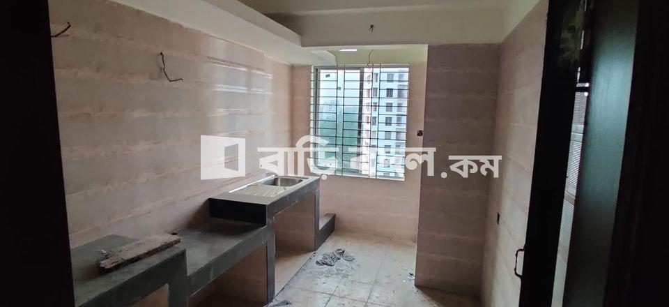Flat rent in Chattogram চট্রগ্রাম সদর, west Khulshi  3 no road  Khulshi living tower .