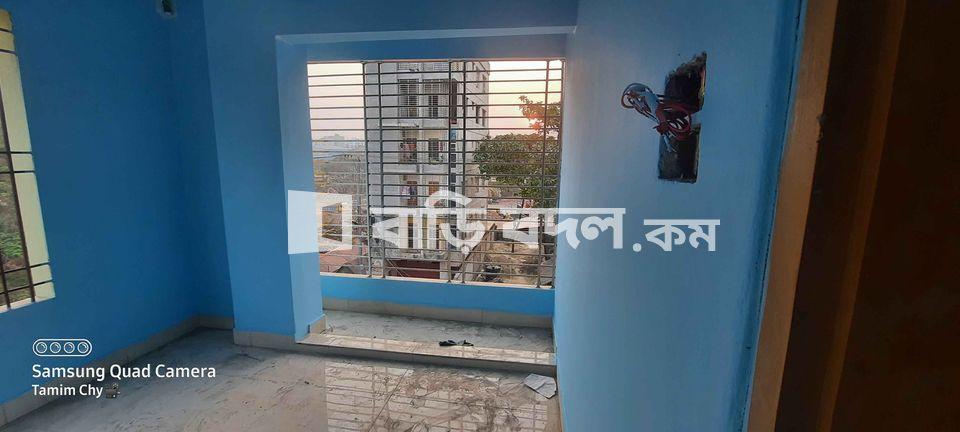 Flat rent in Chattogram চট্রগ্রাম সদর, ৩ নং রোড,মোজাফফর নগর,পলিটেকনিক