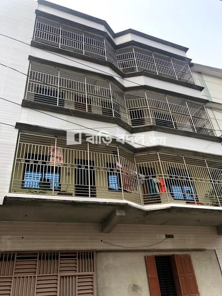 Flat rent in Jashore যশোর সদর,  ১০৩৬, পুরাতন কসবা লিচুবাগান মোড়, বি বি রোড, কাজীপাড়া, যশোর সদর.