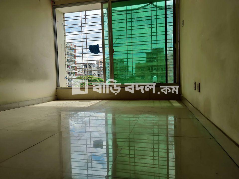 Flat rent in Block C VIP Main Road Beside Ebenezer School. | 1  bed(s) | Bashundhara RA | Baribodol.com, Best property rental platform in Bangladesh