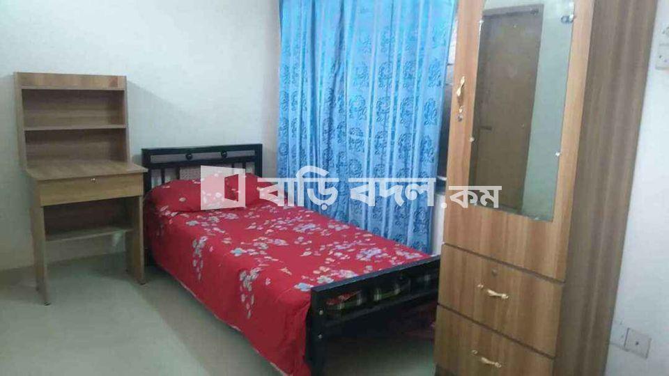 Seat rent in Dhaka বসুন্ধরা আবাসিক এলাকা, যমুনা ফিউচার পার্কের পাশেই।  Block.. C Block.. D& block...B
