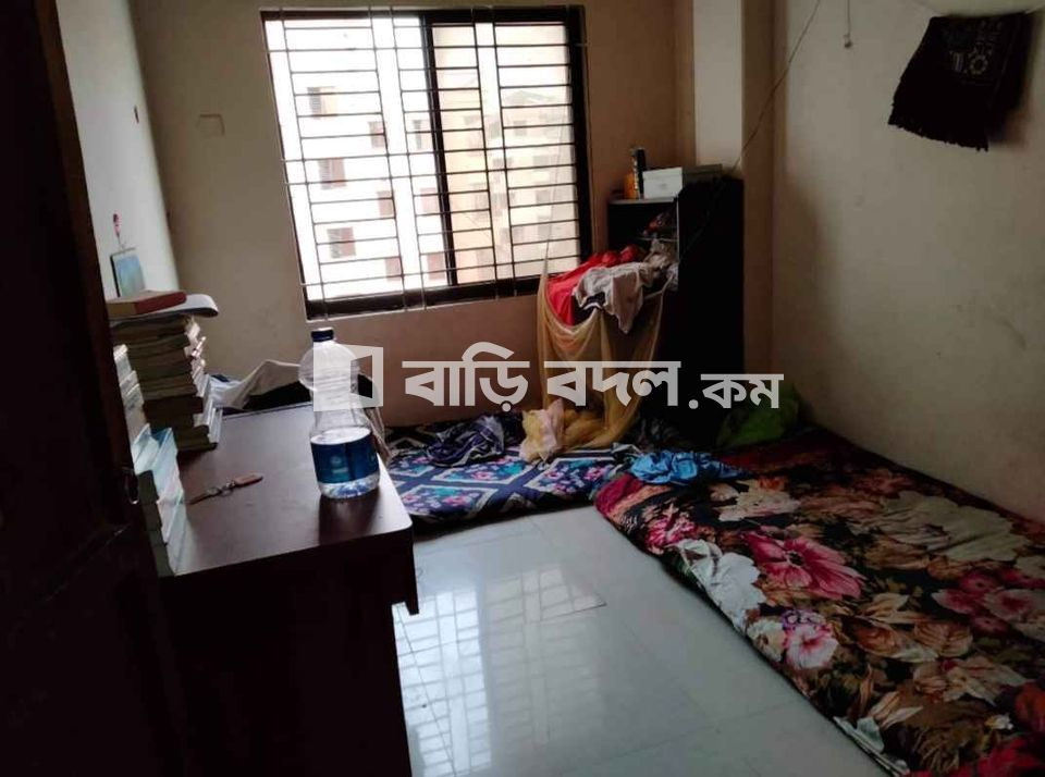 Seat rent in Road # 19,House # 52,Nikunja 2.  | 1  bed(s) | Nikunja | Baribodol.com, Best property rental platform in Bangladesh