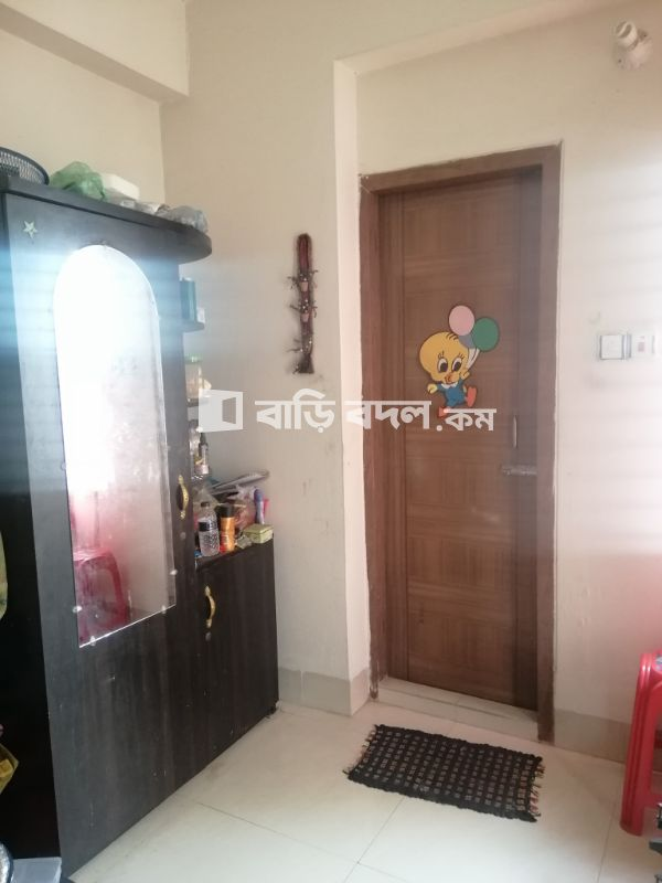 Sublet rent in Dhaka সেনানিবাস, ইসিবি চত্বর, মাটিকাটা, ঢাকা ক্যান্টনমেন্ট