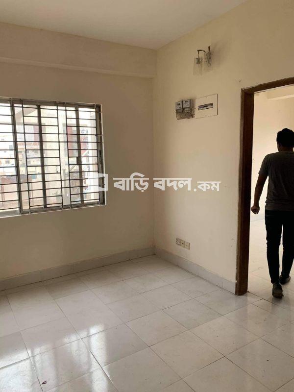 Flat rent in Dhaka ধানমন্ডি, Flat #G-2, House #100, Chairman Goli,Shankar, west Dhanmondi.