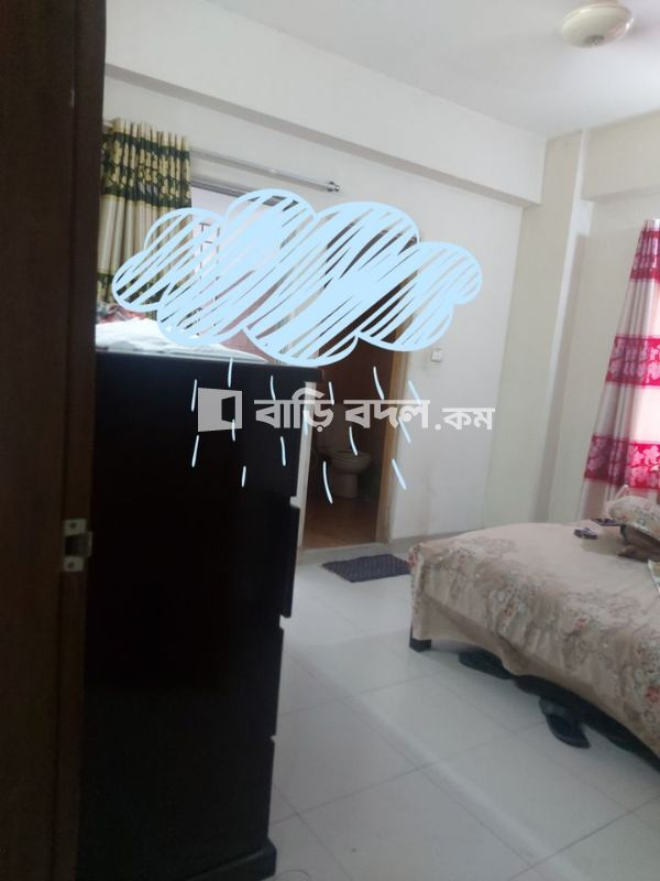 Sublet rent in Dhaka বসুন্ধরা আবাসিক এলাকা, F block, Bashundhara R/A