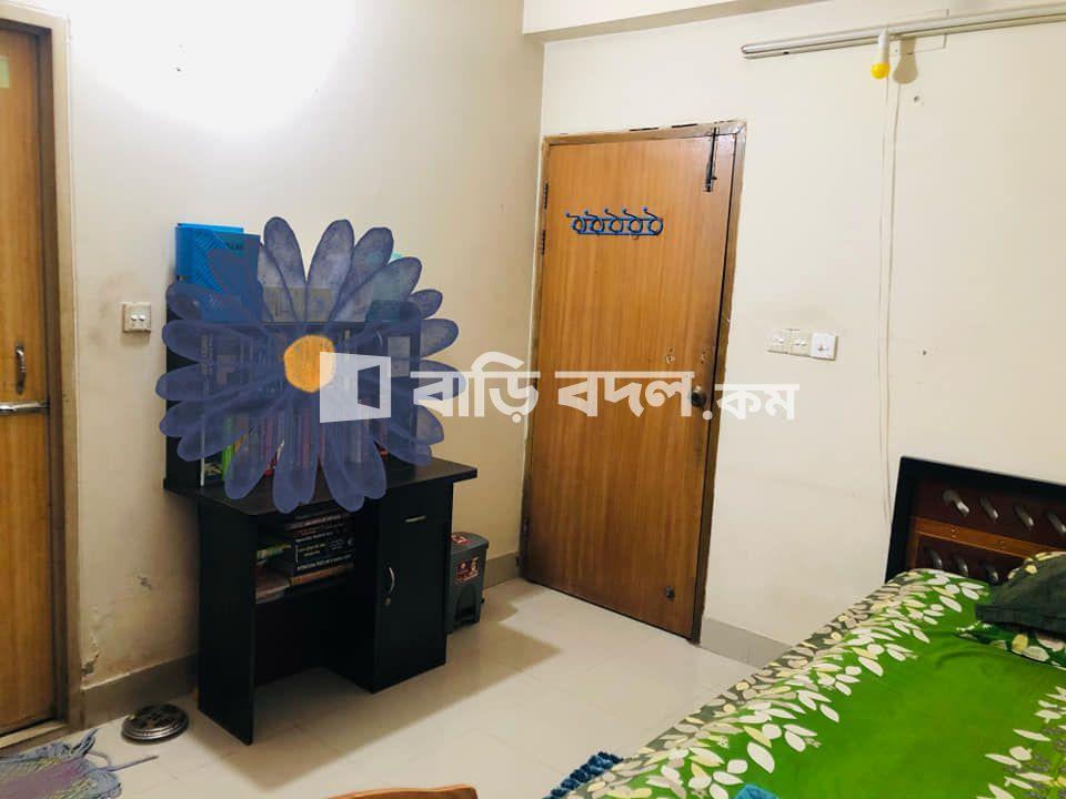 Flat rent in Blc-d,Road- 04, building  -169 | 1  bed(s) | Bashundhara RA | Baribodol.com, Best property rental platform in Bangladesh