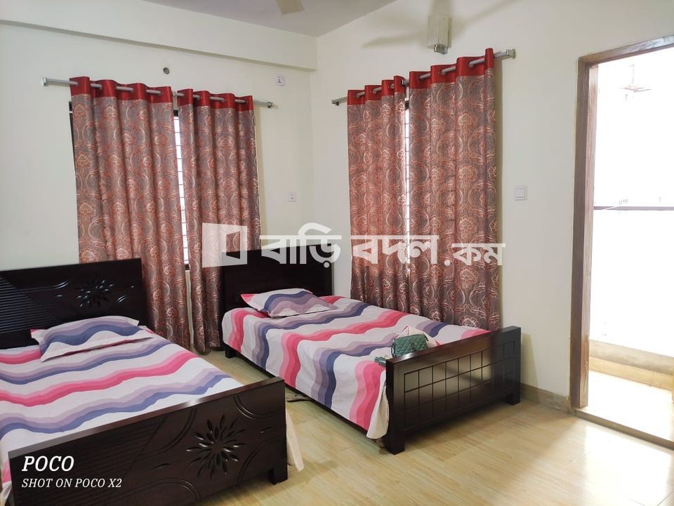 Sublet rent in Block D, Road-6.